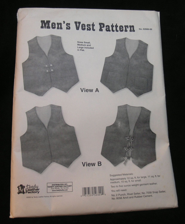 Men S Leather Vest Pattern Vest Pattern Mens Vest Pattern Mens Leather Vest [ 1500 x 1239 Pixel ]