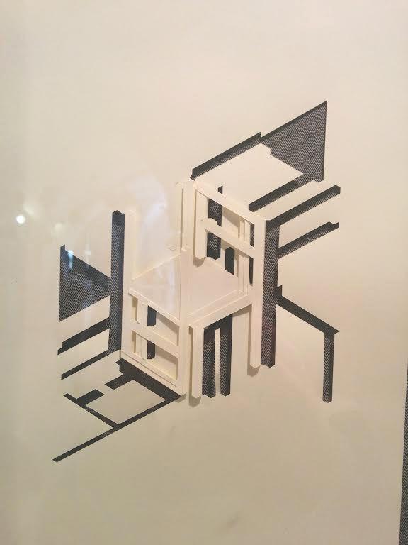 Origani Exhibition Jaffa 2015