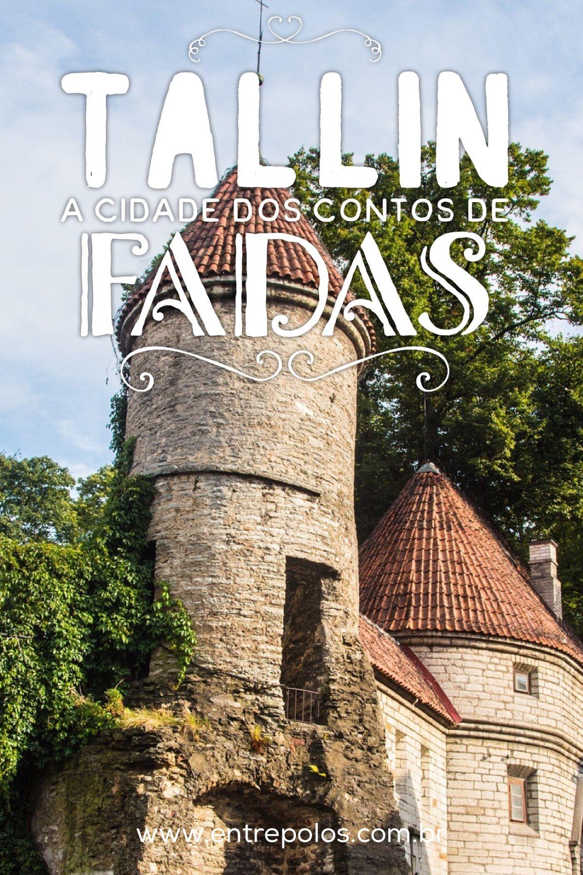 Tallinn - Capital da Estônia, Cidade Medieval e Trajes