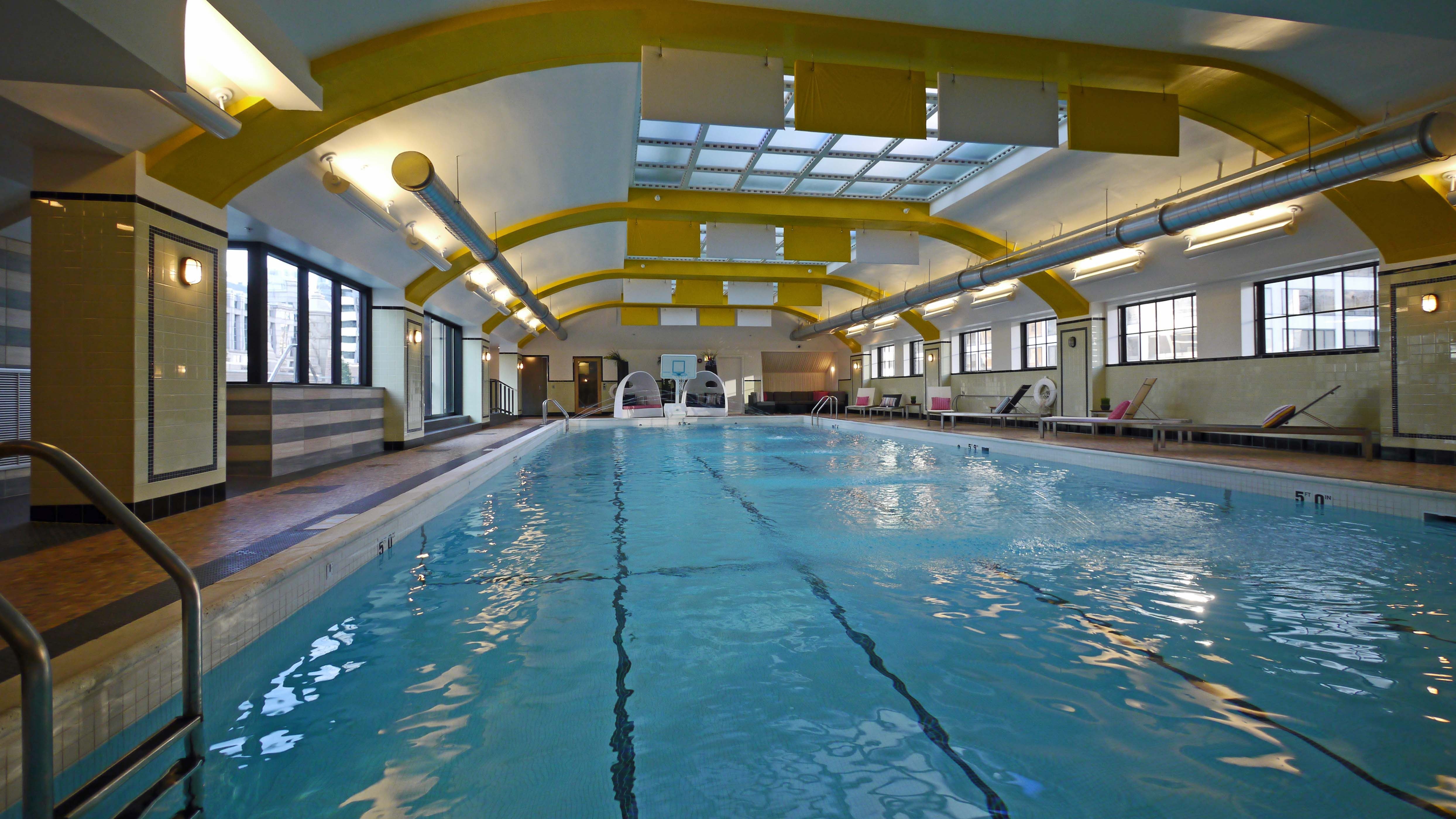 Emejing Indoor Swimming Pool Chicago Pictures - Decoration Design ...