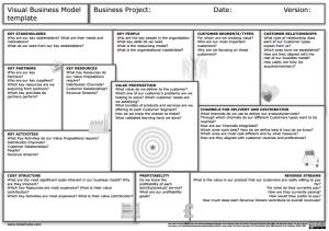 service model template