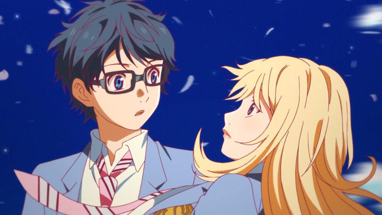 Anime Evo In Defence Of Shigatsu Wa Kimi No Uso