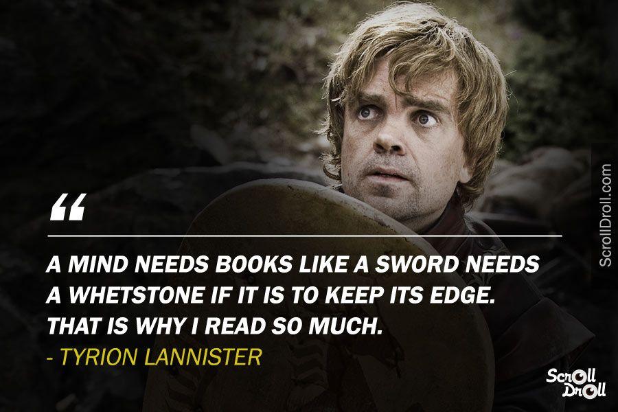 Tyrion Lannister Quotes Tyrion Lannister Quotes 1  Ideas For The House  Pinterest