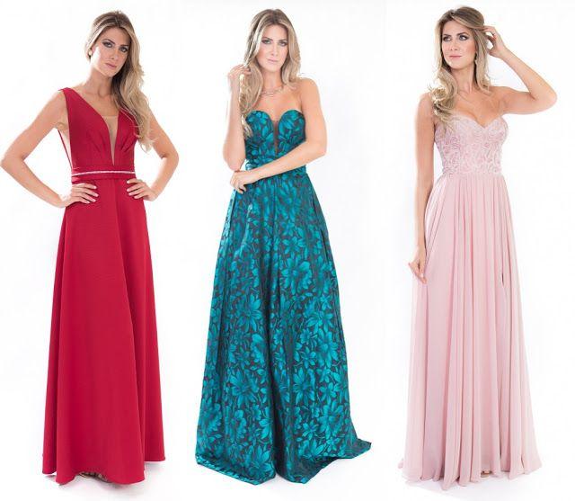 vestido de festa aluguel 2016