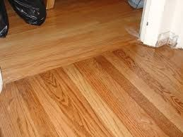 How To Connect 2 Different Wood Floors Google Search Transition Flooring Wood Tile Floor Kitchen Wood Floors