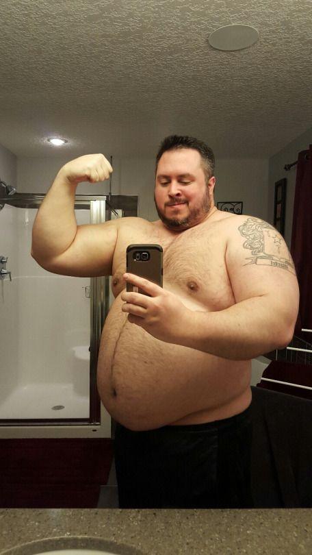 Gay fat chub gainer