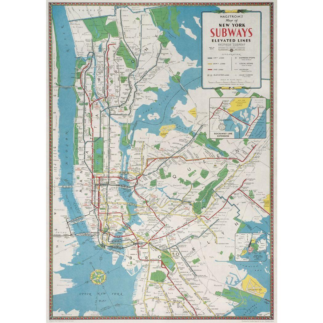 2009 Nyc Subway Map.Nyc Subway Map Flat Wrap For The Home Nyc Subway Map Map