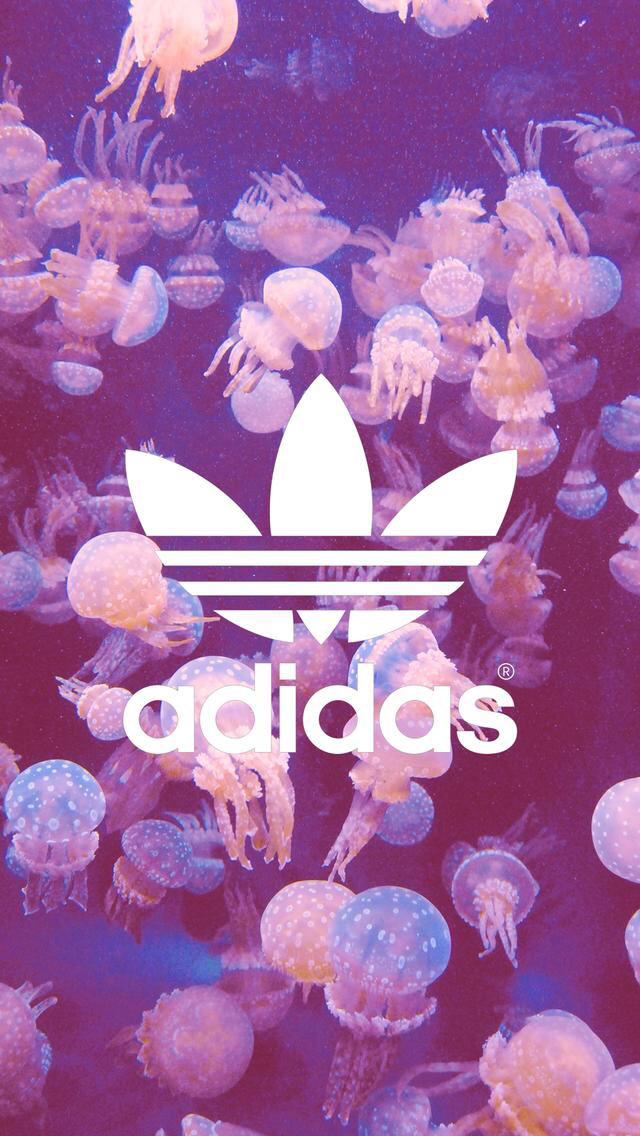 This Is So Cute Adidas Iphone Wallpaper Adidas Wallpapers Adidas Logo Wallpapers