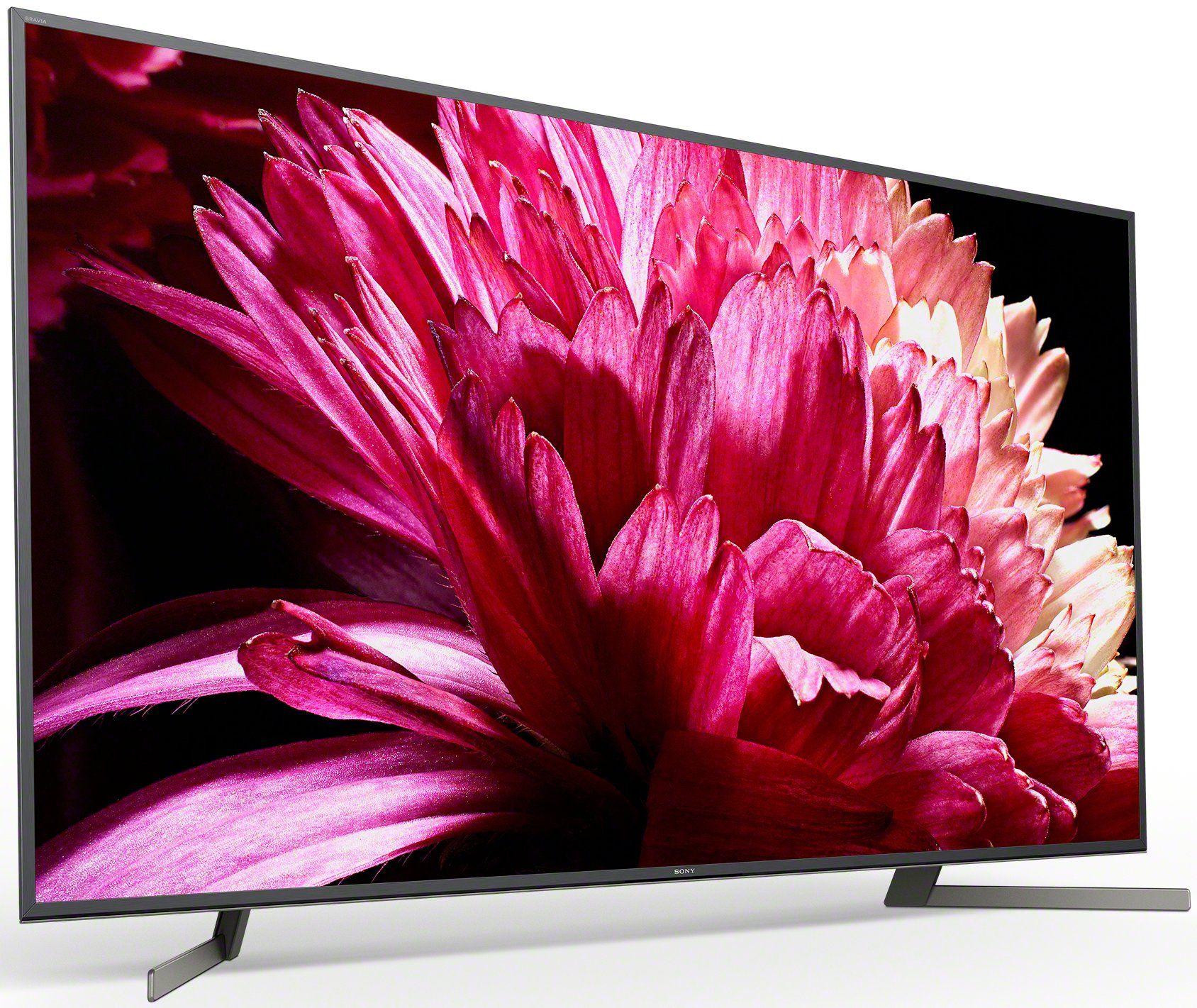 Sony Bravia X950g 85 Inch 4k Hdr Ultra Hd Smart Tv In 2020 Smart Tv Sony Xbr 4k Ultra Hd Tvs