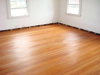 Me Gusta Mucho La Madera Clara! Le Da Mucha Luz Al Espacio!! Refinish. Wood FlooringDouglas  FirLake ...