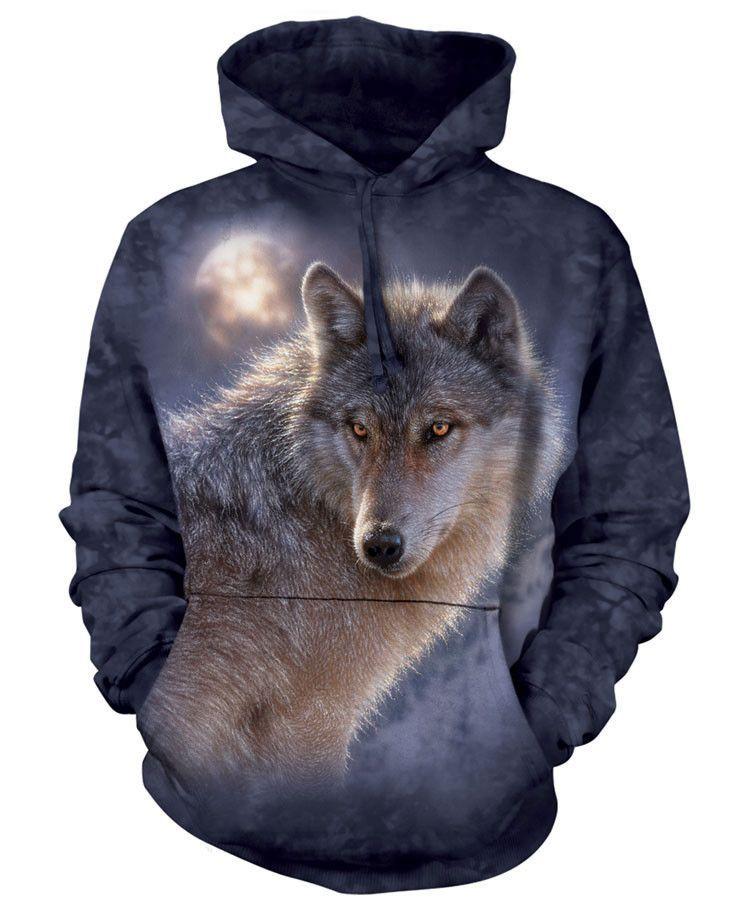 Wolf Hoodie  a14526a7d5f