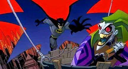Batman Trying To Stop Joker S Laughing Gas Balloon Met Afbeeldingen