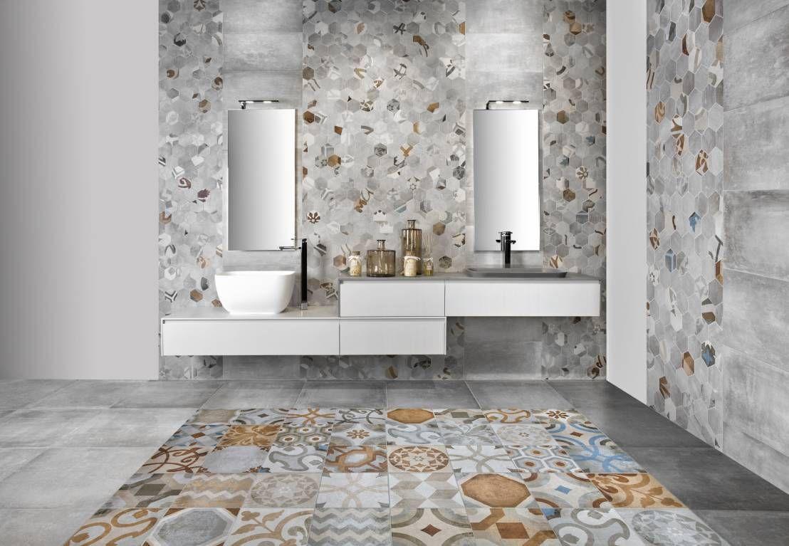 Meraviglie della ceramica in casa: le piastrelle per il bagno e la ...