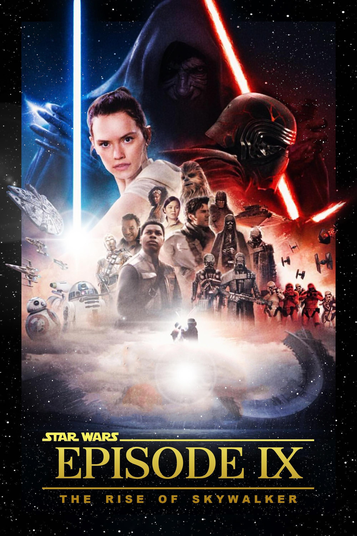 Star Wars The Rise Of Skywalker 2019 2000x3000 Star Wars Watch Star Wars Skywalker