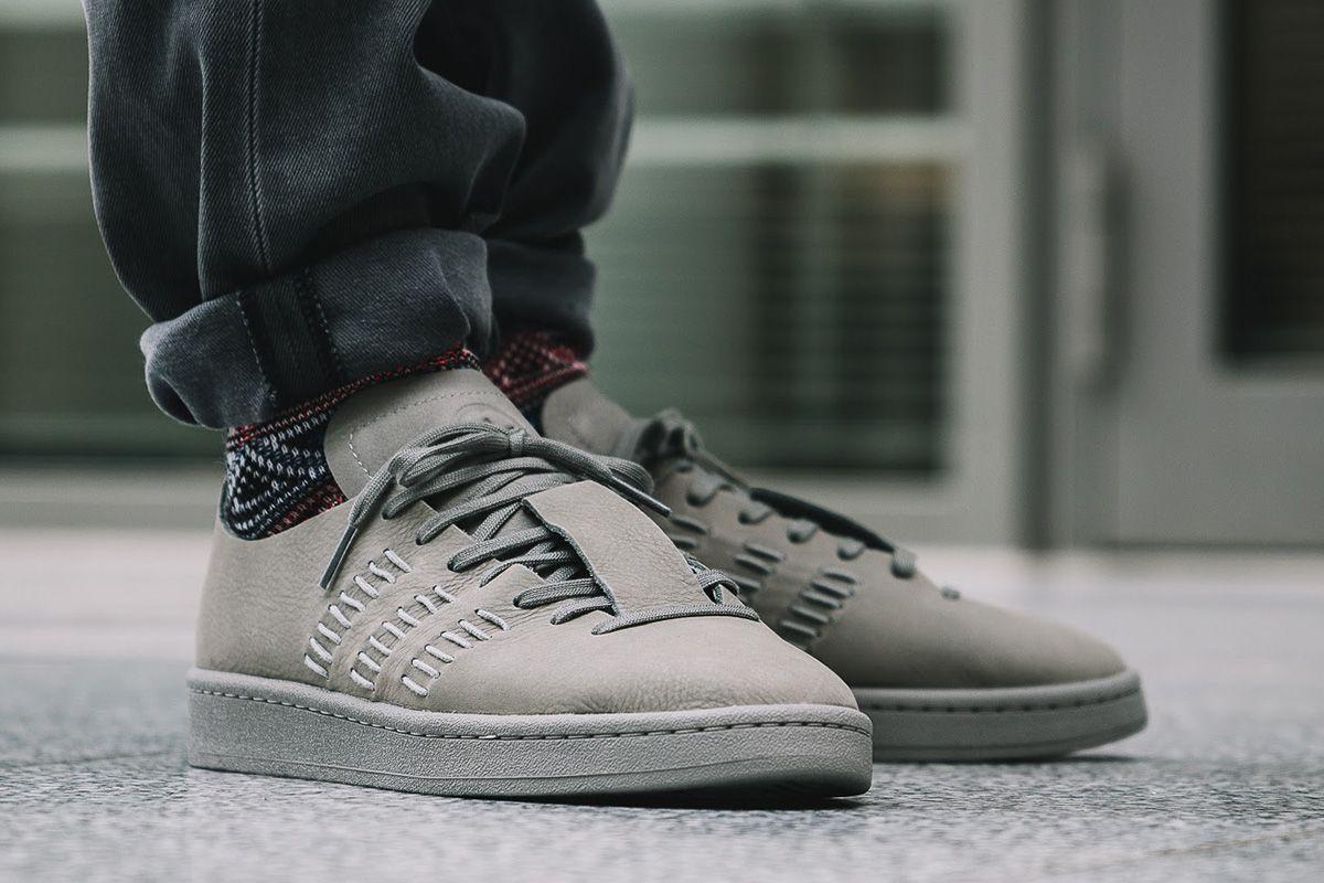 designer fashion ea59d a47d9 On-Foot wings + horns x adidas Campus - EU Kicks Sneaker Magazine