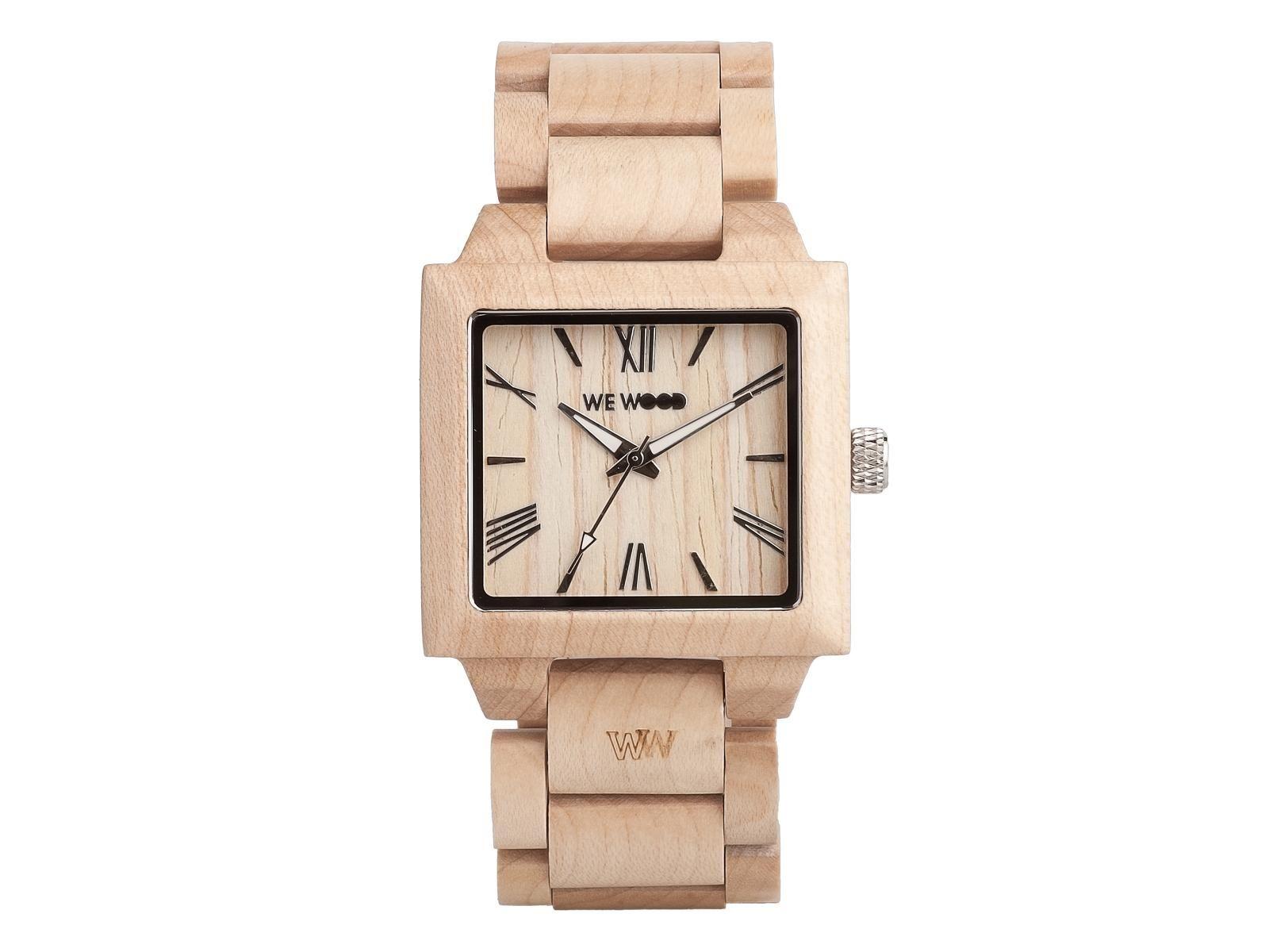 Wewood Callisto Watch Ahalife Wewood Wood Watch Beige
