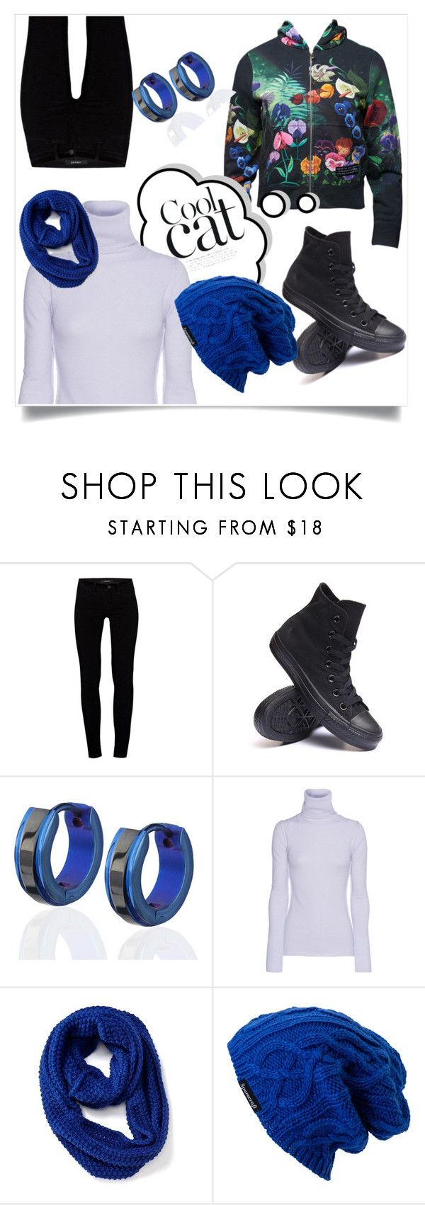 """Fashionably  Funky"" by chanlee-luv ❤ liked on Polyvore featuring J Brand, Converse, West Coast Jewelry, Old Navy and Spacecraft"