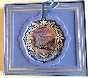 Ornament · New White House Historical Association Christmas Ornament 2009  ...