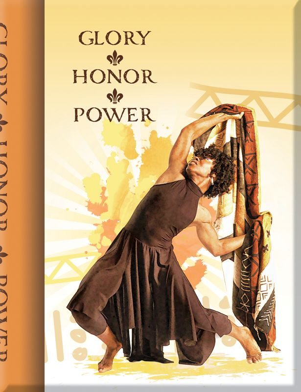 J-132 Glory, Honor, Power Journal, by African American Expressions ...