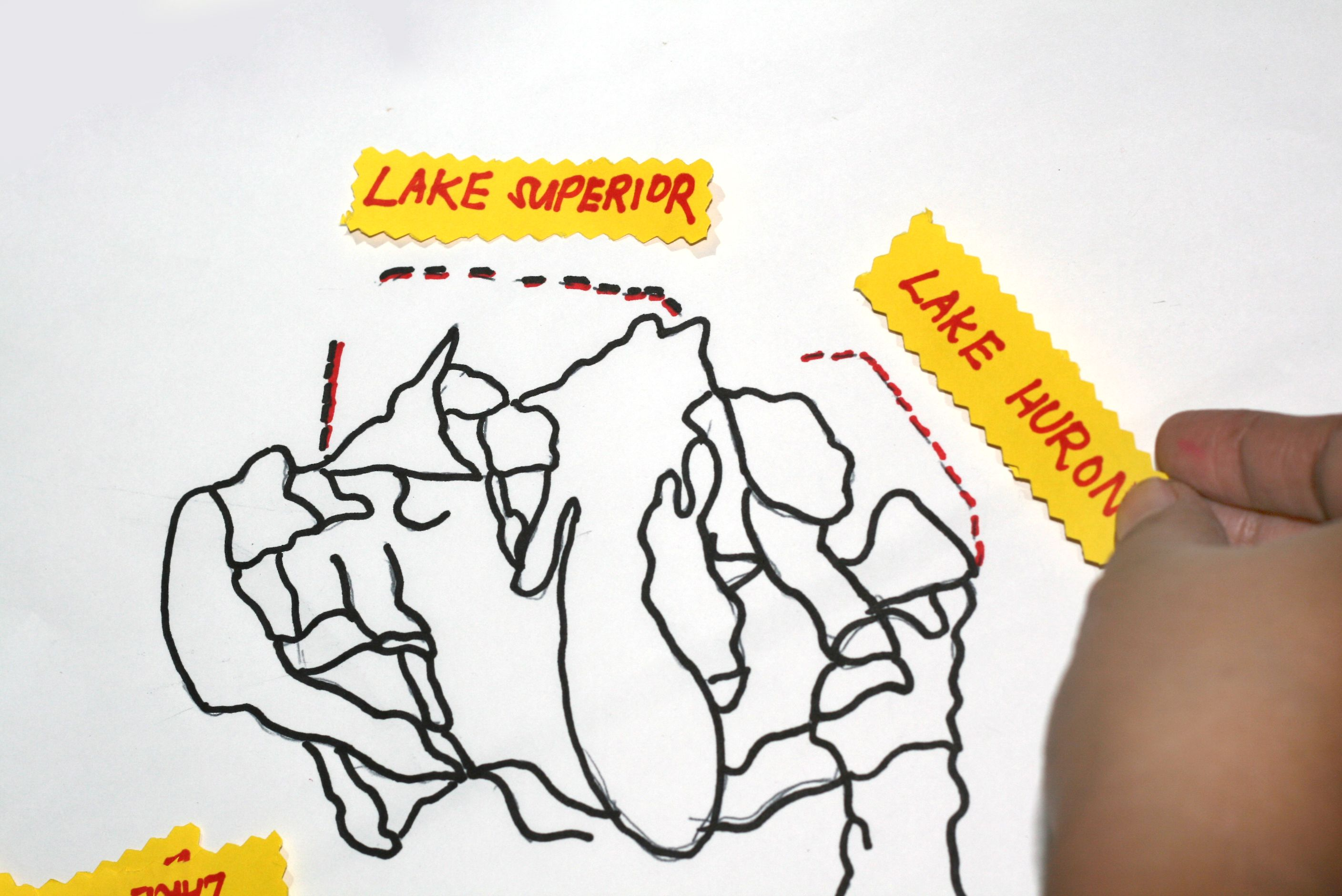 How To Remember The Five Great Lakes