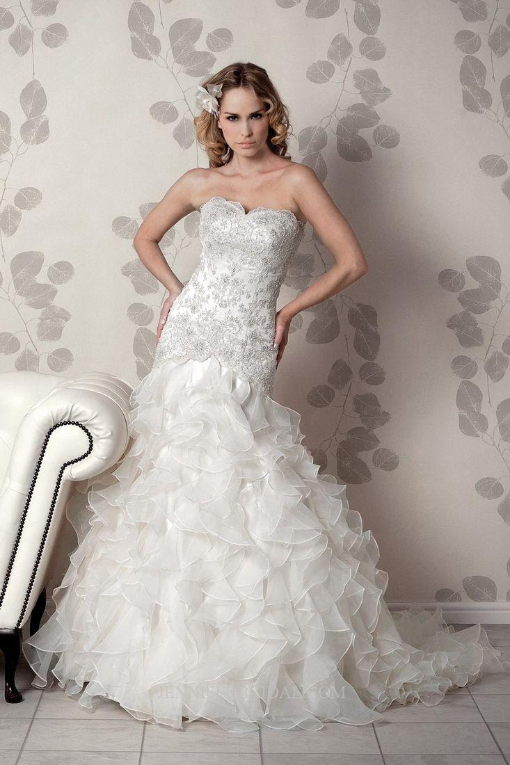 Wedding dresses styles  Classical Elegance by Amanda Wyatt Bridal Gown Style  Cadiz
