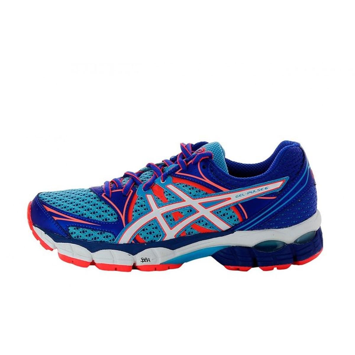 running femme asics 36