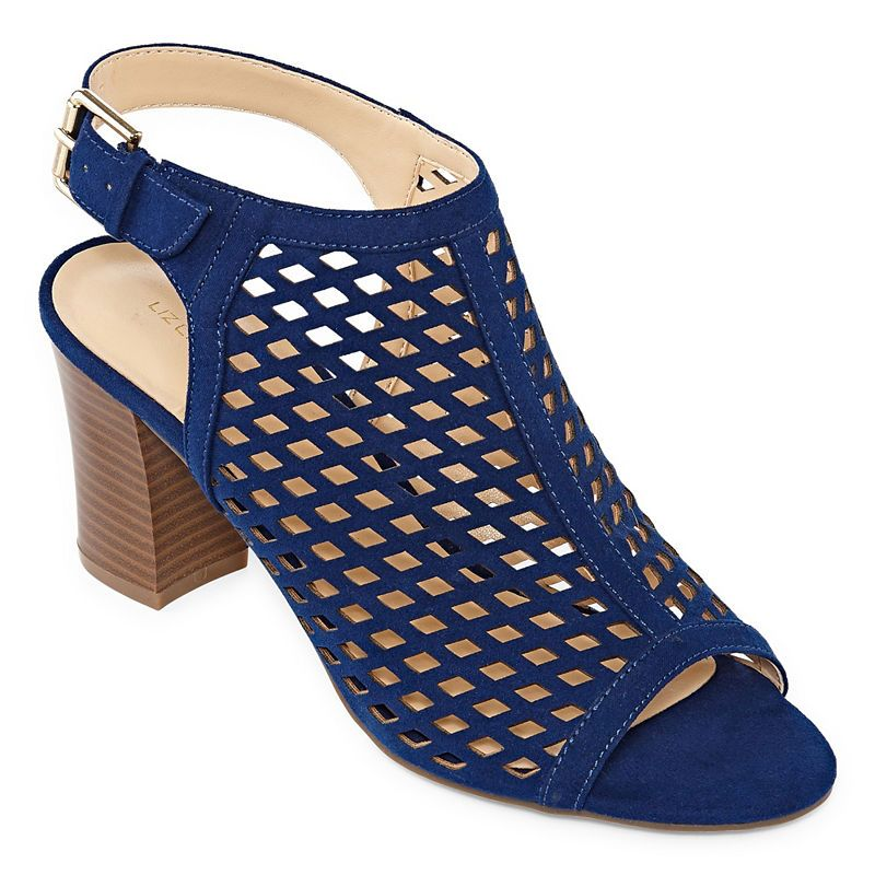 3115fb3f571c Liz Claiborne Gemma Womens Heeled Sandals
