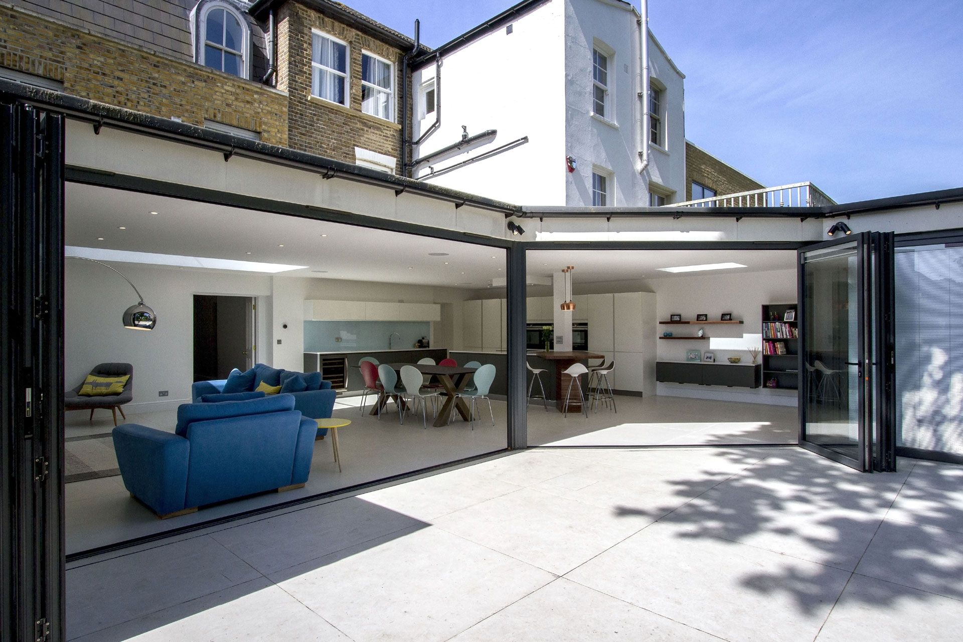 Pin by IPS Pronorm on Contemporary handleless open plan