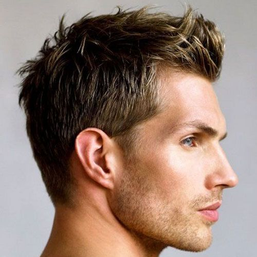 Messy Spiky Hair Hairstyle Names Haircuts For Men Mens Hairstyles Short