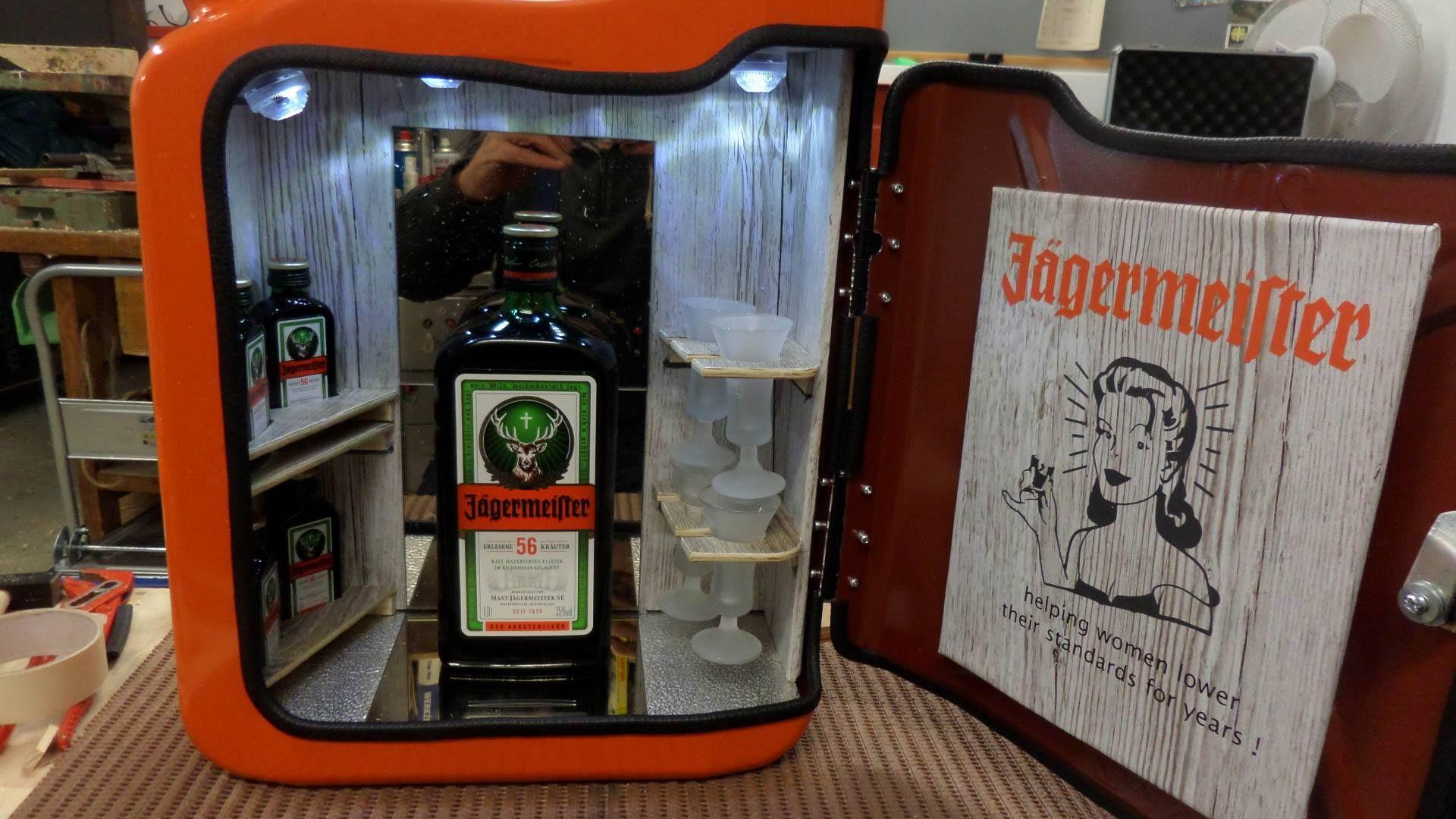 Jägermeister Xxl Flasche