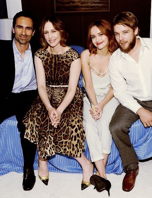 Bates Motel Cast  A\E Bates Motel Pinterest Bates Motel And   Cast Of  Cast Of Presumed Innocent