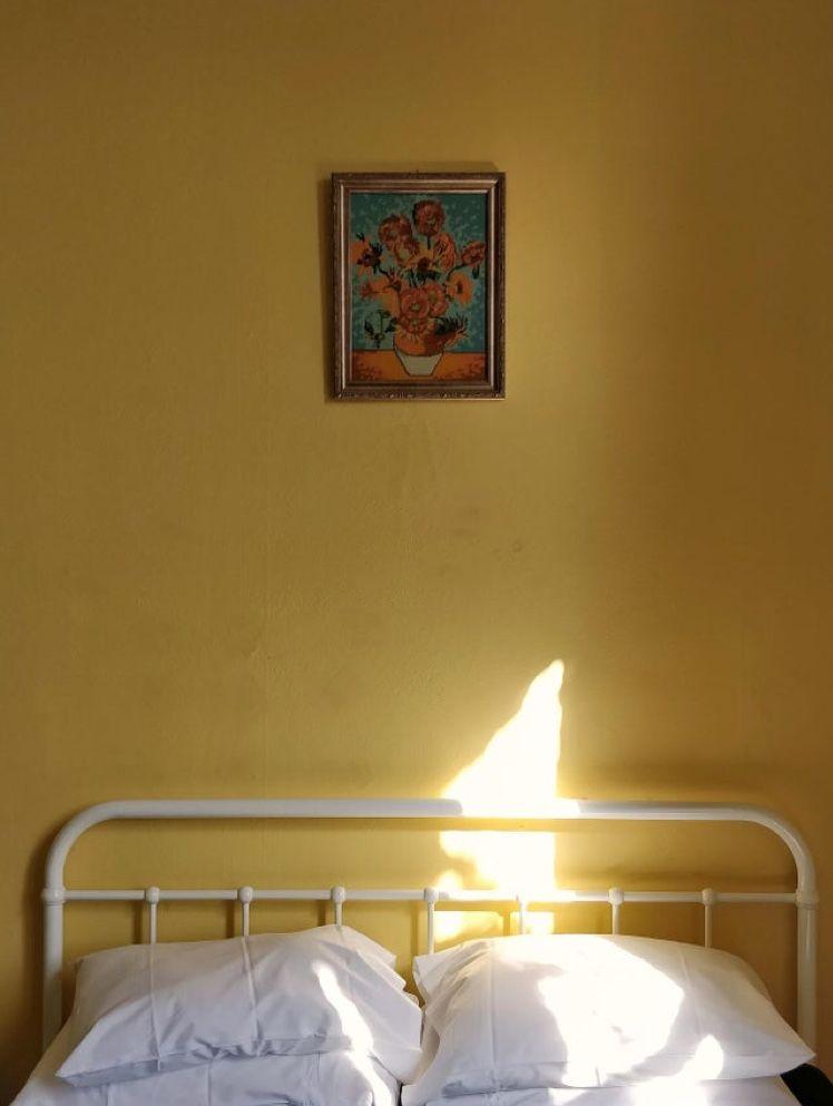 Minimalist Hotel Room: Sunny, Minimalist Hotel Room In 2020