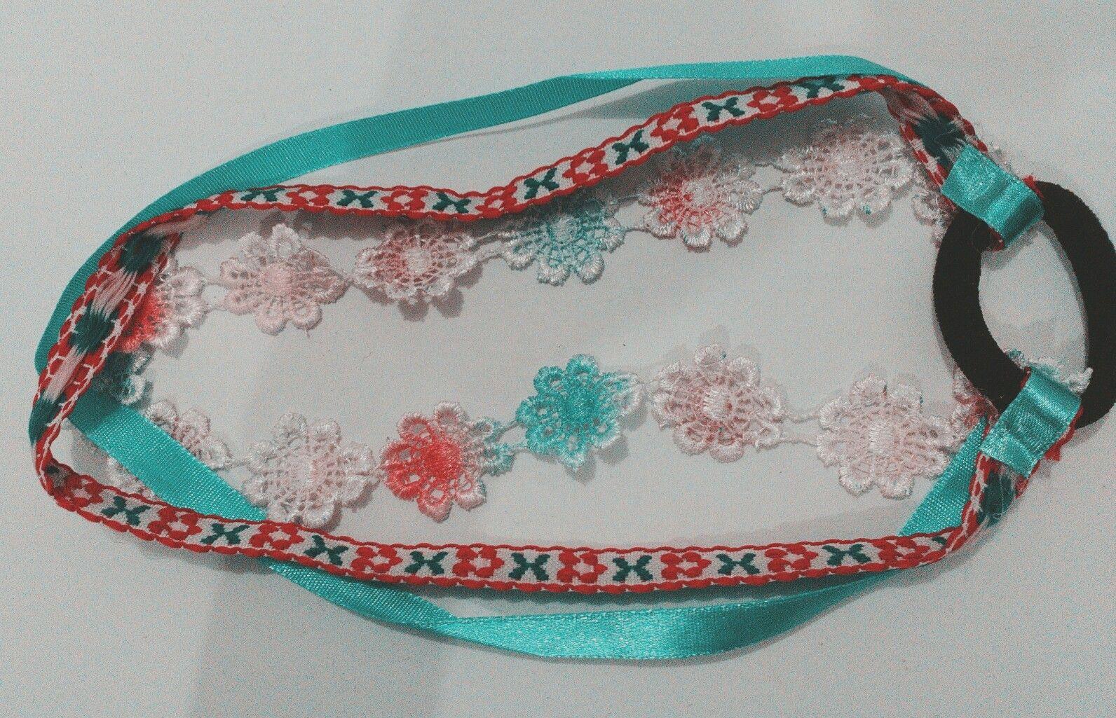 Headband mixed