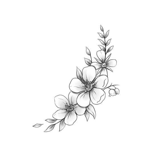 200 Fotos de tatuagens femininas no braço para se inspirar – Fotos e Tatuagens #flowertattoos - Flower Tattoo Designs #minitattoos
