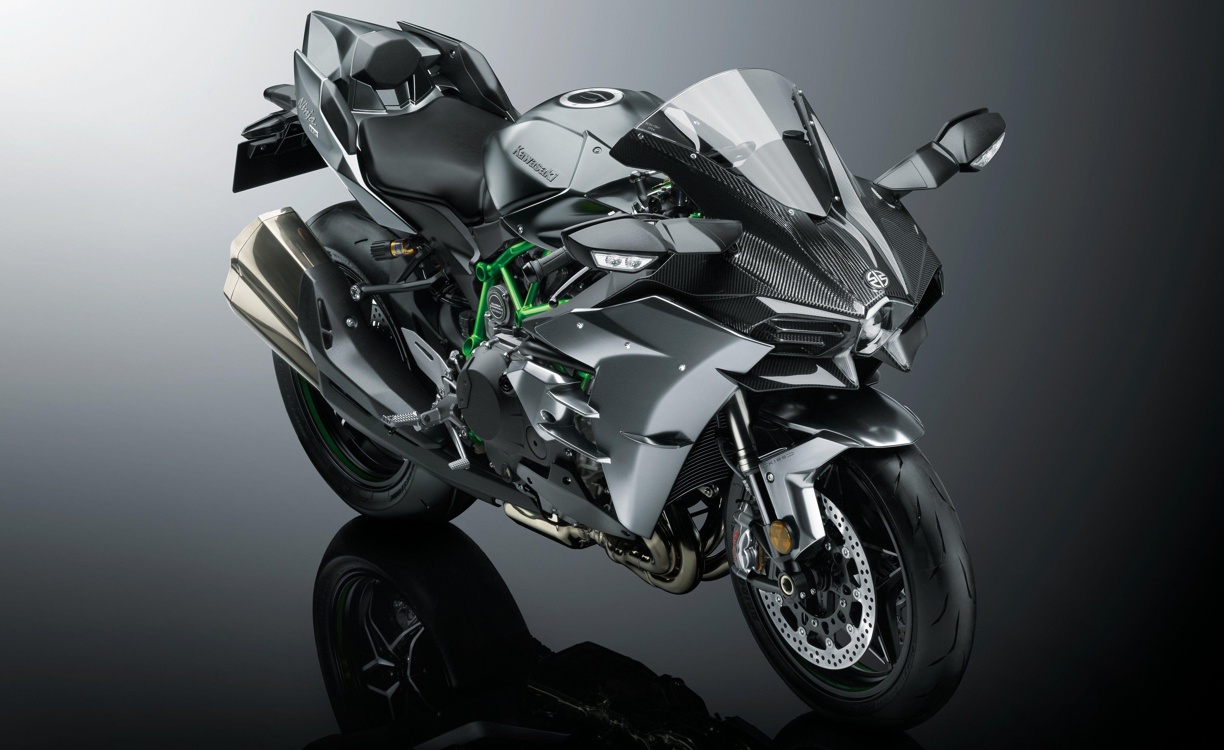 Download 96 Gambar Motor Kawasaki Ninja H2r Terbaik Dan Terupdate