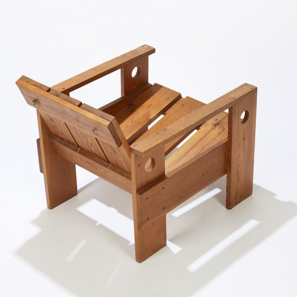 Gerrit Rietveld Crate Chair Plans | Home furniture ...
