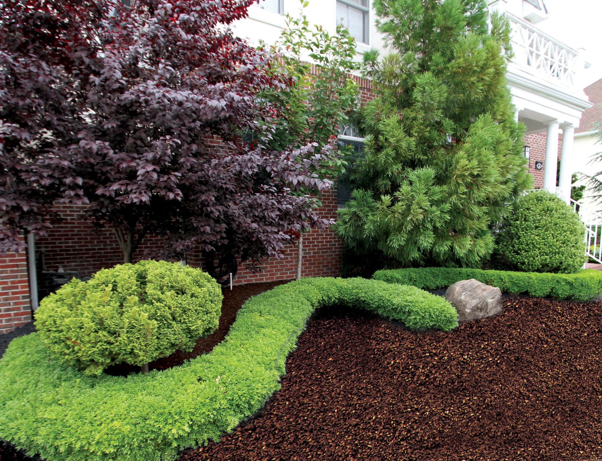 Stop weeds in flower beds - Can Rubber Mulch Prevent Weeds In My Flower Bed