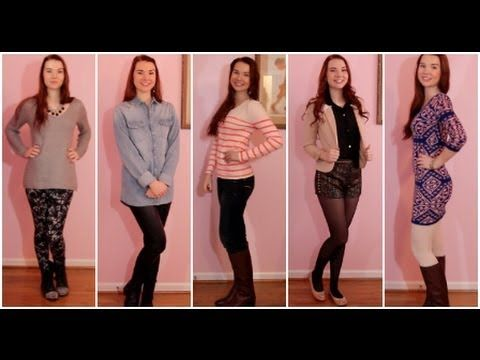 Outfits of the Week: Thanksgiving Break!