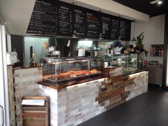 wooden rustic cafe google search