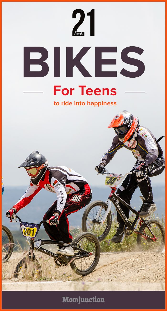 21 Best Bikes For Teens To Ride Into Happiness Cool Bikes Best