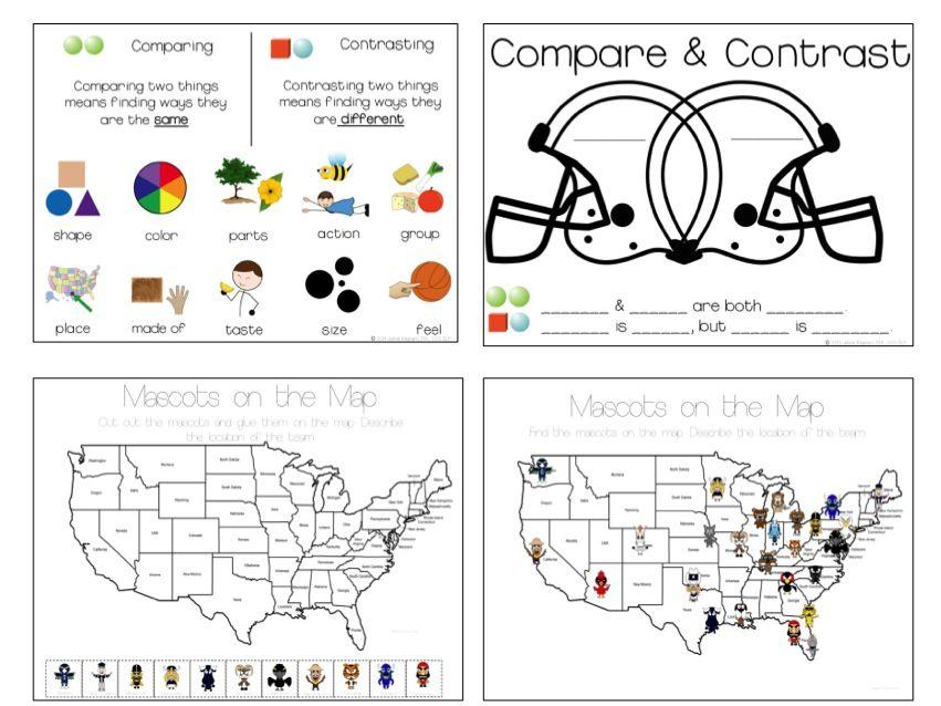 Worksheets On Nouns for 3rd Grade | Homeshealth.info