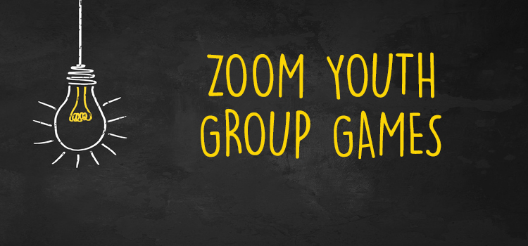 Zoom Youth Group Games Ministry To Youth In 2020 Youth Group Games Youth Ministry Games Youth Group Activities