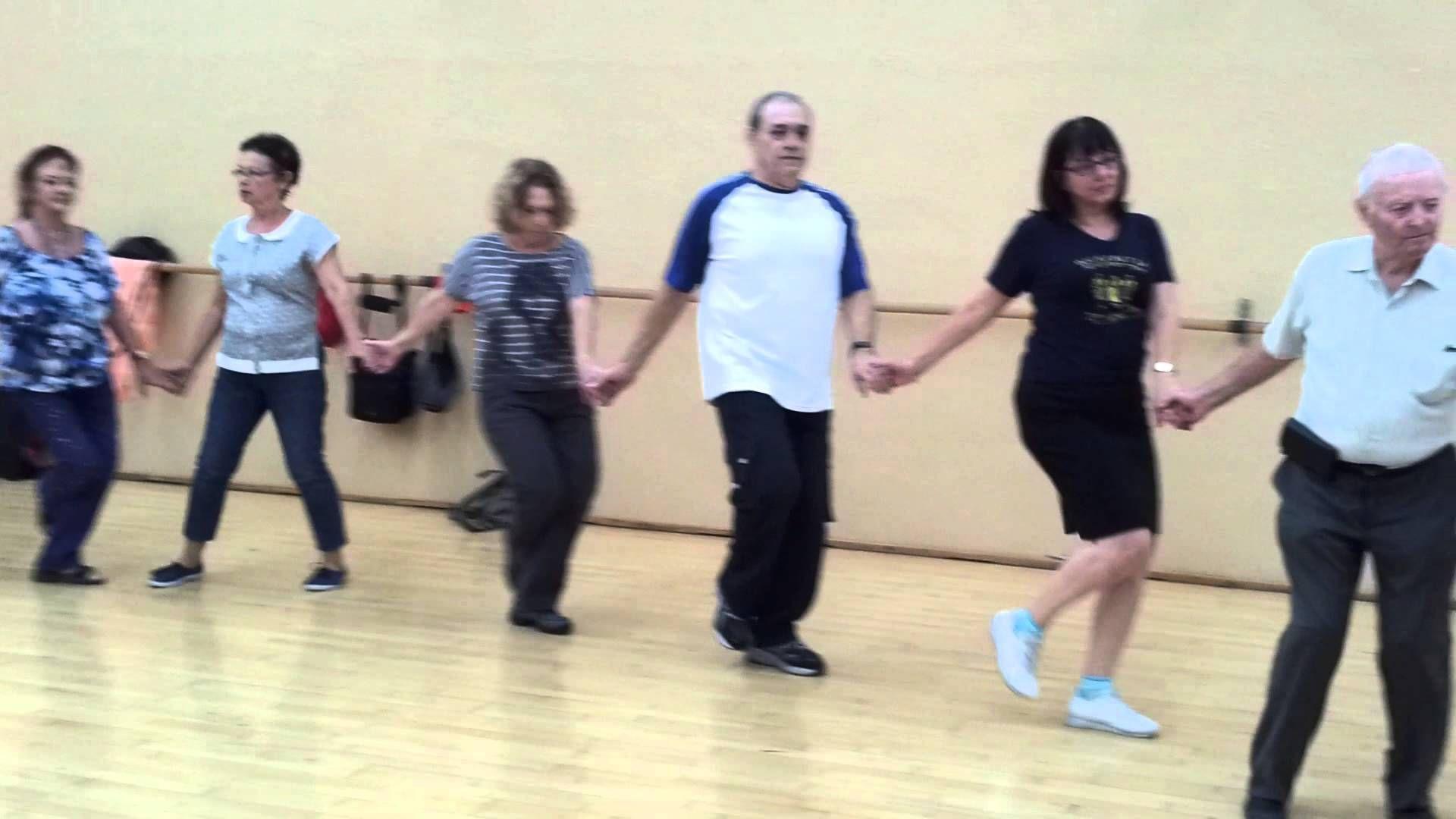 Retko Kolo, Serbia, Balkanitsa- Haifa Dance Group, 2014