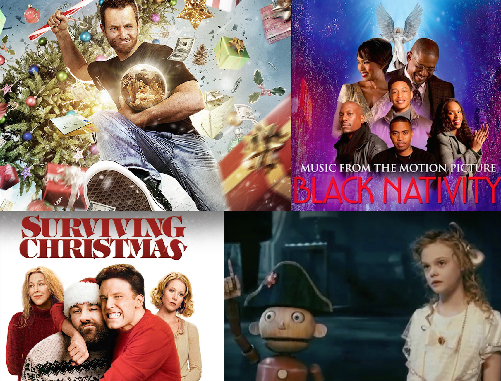 The Top Worst Christmas Movie Flops All Time