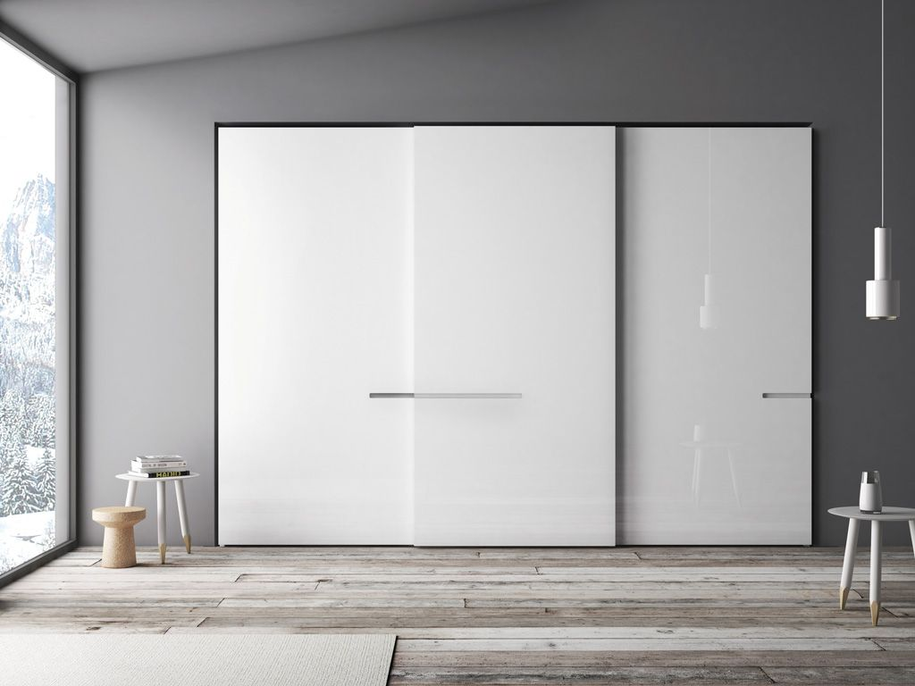 White wardrobe for the home pinterest doors bedroom and