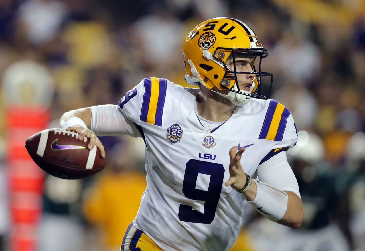 NFL rumors Joe Burrow works out with Jets' Sam Darnold