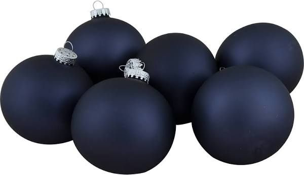 Navy Blue Christmas Ornaments Blue Christmas Ornaments Blue Christmas Tree Decorations Grey Christmas Decor