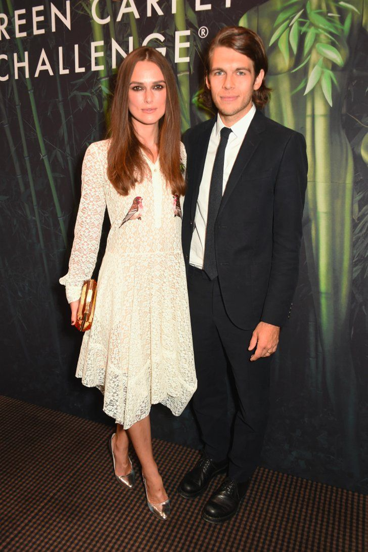 Keira Knightley and James Righton Are Arguably the Most Fashionable British Couple