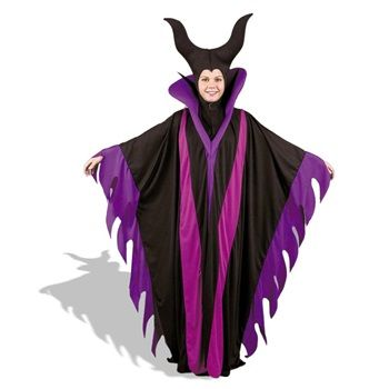 Old School - Plus Maleficent Witch Adult Costume - Adult Costumes
