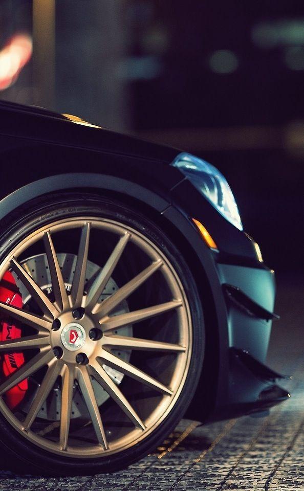 BMW M5 For Sale >> The Vossen Precision Series Meets the Mercedes-Benz C63 AMG Black | Mercedes benz c63 amg, Alloy ...